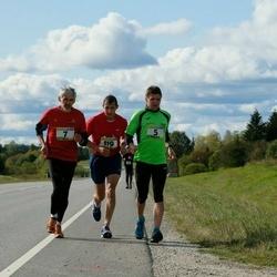 III Vooremaa poolmaraton - Peeter Oranen (5), Mati Koppel (7), Viljar Ott (119)