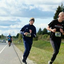 III Vooremaa poolmaraton - Deivid Joosua (40), Kristo Tamsalu (60)