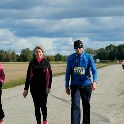 III Vooremaa poolmaraton - Tiit Lääne (207), Margit Alliksaar (234)