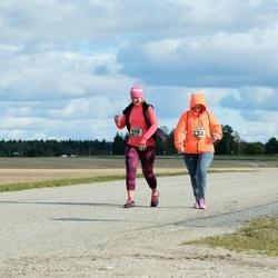 III Vooremaa poolmaraton - Küllike Roosipõld (219), Merike Sirel (224)