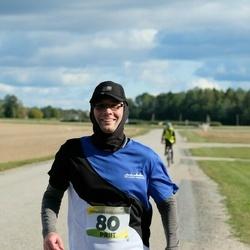 III Vooremaa poolmaraton - Anna Remmelgas (79), Priit Remmelgas (80)
