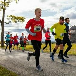 III Vooremaa poolmaraton - Rudolf Palk (55), Mattias Pihlak (110)