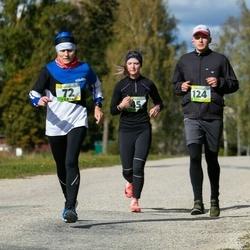 III Vooremaa poolmaraton - Kaja Mulla (72), Tauri Treial (124)