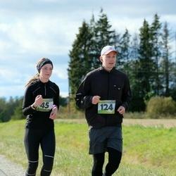 III Vooremaa poolmaraton - Aureelia Mitt (45), Tauri Treial (124)