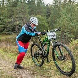 9. Karujärve Rattamaraton - Anita Heinmaa (2049)