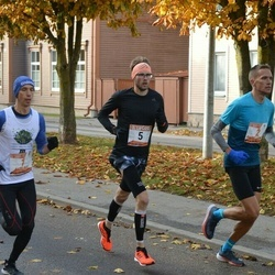 8. Tartu Linnamaraton - Raivo Alla (1), Rauno Laumets (2), Rauno Jallai (5)