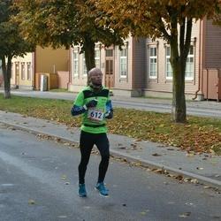 8. Tartu Linnamaraton - Kaarel Piip (612)