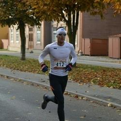 8. Tartu Linnamaraton - Rasmus Pind (412)