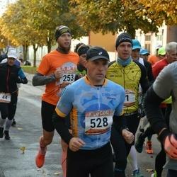 8. Tartu Linnamaraton - Margus Kivirüüt (26), Lauri Enn (44), Indrek Hubel (528)