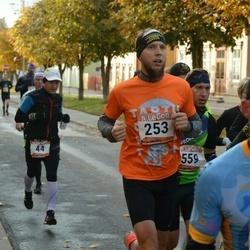 8. Tartu Linnamaraton - Lauri Enn (44), Siim Türna (253)