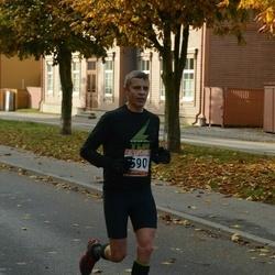 8. Tartu Linnamaraton - Alar Rähn (590)