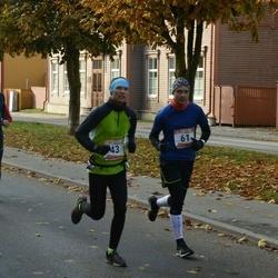 8. Tartu Linnamaraton - Heiki Tiikoja (20), Ahti Nuga (43), Silver Nuga (61)