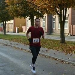 8. Tartu Linnamaraton - Nikita Pavlov (605)