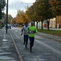 8. Tartu Linnamaraton - Ants Isak (40), Indrek Valge (531)