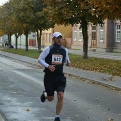 8. Tartu Linnamaraton - Ilmar Vähi (542)
