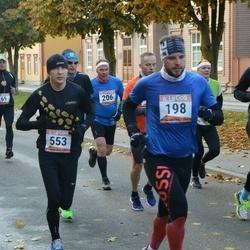 8. Tartu Linnamaraton - Raiko Tutt (69), Martin Maasik (198), Vladimir Rõzov (206), Tarmo Tederov (553)