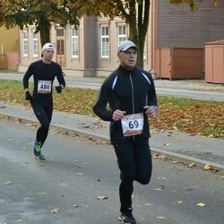8. Tartu Linnamaraton - Raiko Tutt (69), Kristjan Uibo (486)