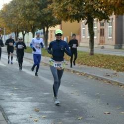 8. Tartu Linnamaraton - Hanna Levaniuk (102)
