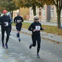 8. Tartu Linnamaraton - Jaanus Annama (62), Kätlin Aasmaa (71), Mario Maddison (618)