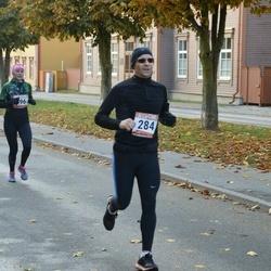 8. Tartu Linnamaraton - Urmas Pihlak (284), Riin Buddell (596)