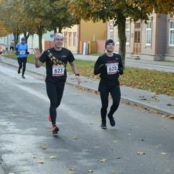 8. Tartu Linnamaraton - Aleksander Espenberg (620), Erik Punger (623)