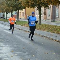 8. Tartu Linnamaraton - Heiki Roletsky (90), Alo Viirmaa (489)