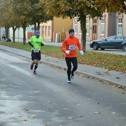 8. Tartu Linnamaraton - Sven Veedla (202), Peeter Karin (453)
