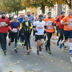 8. Tartu Linnamaraton - Sven Suija (217), Mart Lindpere (257), Ove Korjus (259), Sirli Hanni (299), Gunnar Valgur (390), Annely Kruusa (410)