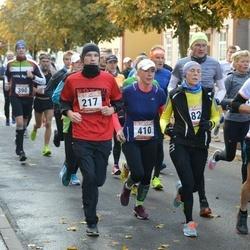 8. Tartu Linnamaraton - Sven Suija (217), Mart Lindpere (257), Gunnar Valgur (390), Annely Kruusa (410)
