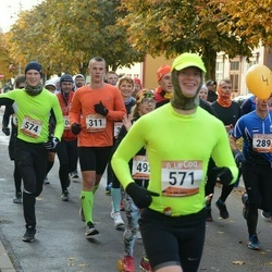 8. Tartu Linnamaraton - Viljar Teder (289), Carl Ülejõe (311), Martin Möllits (571), Karl-Gustav Sok (574)