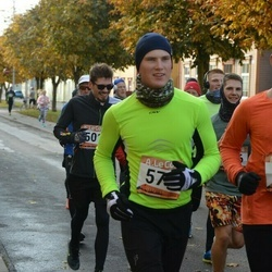 8. Tartu Linnamaraton - Carl Ülejõe (311), Karl-Gustav Sok (574)