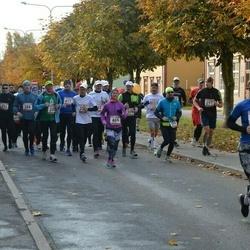 8. Tartu Linnamaraton - Egert Erm (291), Ainar Ojasaar (329), Aleksander Malõš (377), Mart Reinson (388), Janek Urvik (417), Liisi Kirch (469), Aire Kallas-Maddison (619)