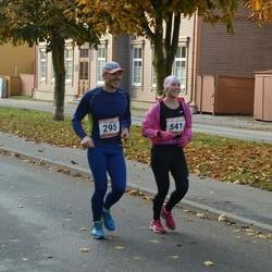 8. Tartu Linnamaraton - Jaanus Altoja (295), Annika Altoja (541)