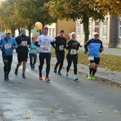 8. Tartu Linnamaraton - Riho Mikko (317), Kadri-Ann Jundas (361), Ene Ojaperv (367), Jüri Marcinkevicz (375), Tony Lepmets (402)