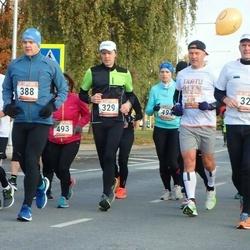 8. Tartu Linnamaraton - Tauno Ojasaar (323), Ainar Ojasaar (329), Mart Reinson (388)