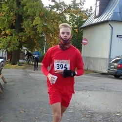 8. Tartu Linnamaraton - Andre Sammelselg (394)