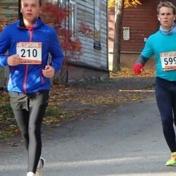 8. Tartu Linnamaraton - Aron-Sven Kilk (210), Martin Kala (599)