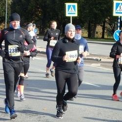 8. Tartu Linnamaraton - Herki Rand (1968), Anna-Liisa Pärnalaas (2240)