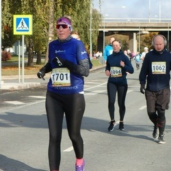 8. Tartu Linnamaraton - Jani Liukkonen (1062), Alena Scharmacher (1094), Piret Õun (1701)