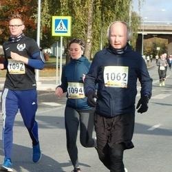 8. Tartu Linnamaraton - Jani Liukkonen (1062), Simon Kerkhoff (1092), Alena Scharmacher (1094)