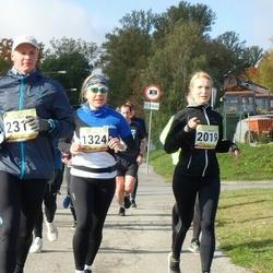 8. Tartu Linnamaraton - Keelia Hallap (1324), Annika Adoberg (2019)