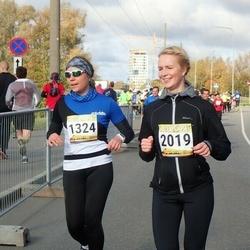 8. Tartu Linnamaraton - Annika Adoberg (2019)