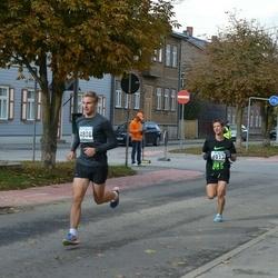 8. Tartu Linnamaraton - Kevin Vabaorg (4808), Aaron Kais (4913)