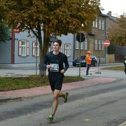 8. Tartu Linnamaraton - Ander Markus Kroon (3504), Egert Teesaar (4414)