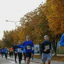 8. Tartu Linnamaraton - Arto Tõnnis (2000), Erik Pikkor (2129)