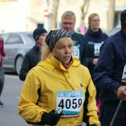 8. Tartu Linnamaraton - Annely Põldaru (4059), Ants Pihlap (4819)