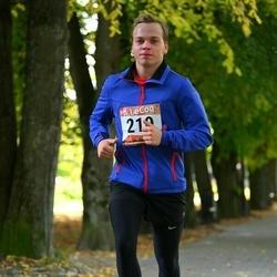 8. Tartu Linnamaraton - Aron-Sven Kilk (210)