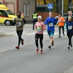 8. Tartu Linnamaraton - Birgit Kasela (3362), Alla Kedrova (3383)