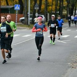 8. Tartu Linnamaraton - Britta Kasela (3363), Rasmus Uusen (4537), Tõnis Trummal (4902)