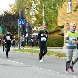 8. Tartu Linnamaraton - Elisabeth Henno (3182), Annika Sokk (4803)